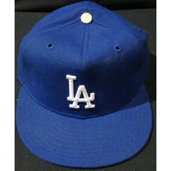 Tommy Lasorda Los Angeles Dodgers Autographed Baseball Hat JSA KK52769 (Reed Buy)