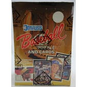 1987 Donruss Baseball Wax Box (BBCE) (FASC) (Reed Buy)