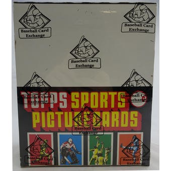 1987 Topps Baseball Rack Box (BBCE) (FASC) (Reed Buy)