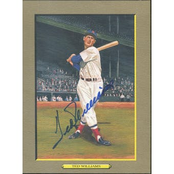 Ted Williams Boston Red Sox Autographed Perez-Steele Great Moments JSA BB42459 (Reed Buy)