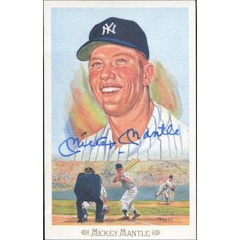 Mickey Mantle New York Yankees Autographed Perez-Steele Celebration JSA BB42473 (Reed Buy)