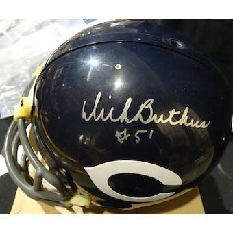 Dick Butkus Chicago Bears Autographed Football ProLine Helmet JSA KK52761 (Reed Buy)
