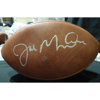 Joe Montana Autographed Official NFL Football JSA KK52853 (Reed Buy)