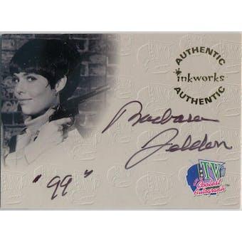 Barbara Feldon Inkworks TV's Coolest Classics #A1 Agent 99 Autograph (Reed Buy)