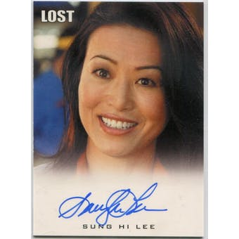 Sung Hi Lee Rittenhouse Lost Tricia Tanaka Autograph (Reed Buy)