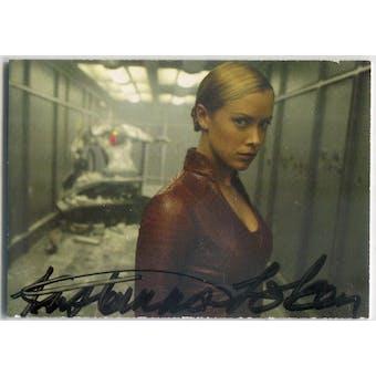 Kristanna Loken Comic Images Terminator 3 #A2 T-X Autograph (Reed Buy)