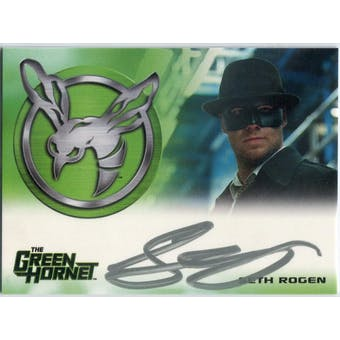 Seth Rogen Rittenhouse The Green Hornet Autograph (Reed Buy)