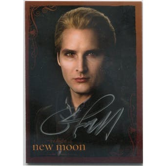 Peter Facinelli NECA Twilight New Moon Carlisle Cullen Autograph (Reed Buy)