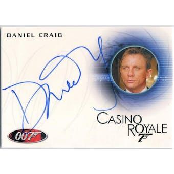Daniel Craig Rittenhouse James Bond #A110 Autograph (Reed Buy)