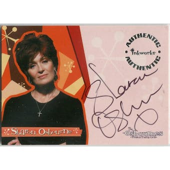 Sharon Osbourne Inkworks The Osbournes #A2 Autograph (Reed Buy)