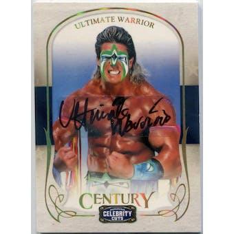 Ultimate Warrior Donruss Americana #90 Autograph #/50 (Reed Buy)