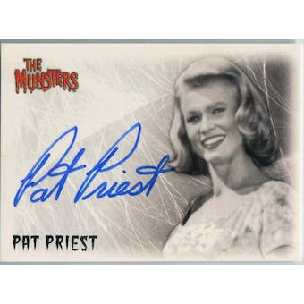Pat Priest Rittenhouse The Munsters #A2 Marilyn Munster Autograph (Reed Buy)
