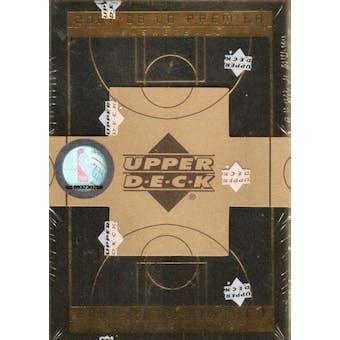 2007/08 Upper Deck Premier Basketball Hobby Box