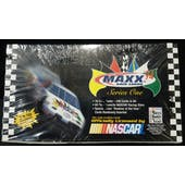 1994 Maxx Series 1 Racing Hobby Box (Reed Buy)