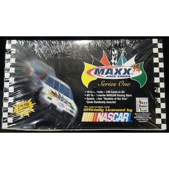 1994 Maxx Series 1 Racing Hobby Box (Reed Buy)