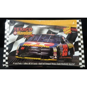 1994 Maxx Texaco Havoline Ernie Irvan Racing Hobby Box (Reed Buy)