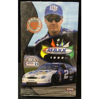 1998 Upper Deck Maxx Racing Hobby Box (Reed Buy)