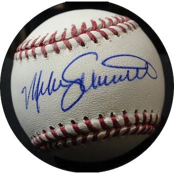 Mike Schmidt Autographed MLB Baseball TriStar 7706766 (Reed Buy)