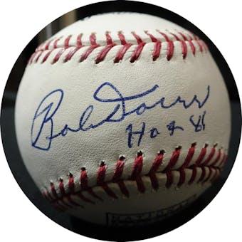 Bobby Doerr Autographed Hall of Fame Baseball (HOF 86) JSA J12442 (Reed Buy)