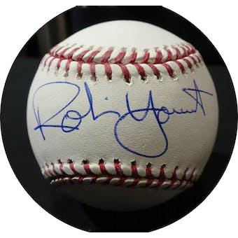 Robin Yount Autographed MLB Baseball TriStar 7704720 (Reed Buy)