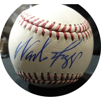 Wade Boggs Autographed MLB Baseball TriStar 7706457 (Reed Buy)