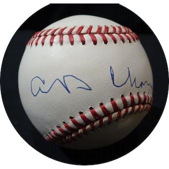 AB Happy Chandler Autographed NL Giamatti Baseball JSA KK52715 (Reed Buy)