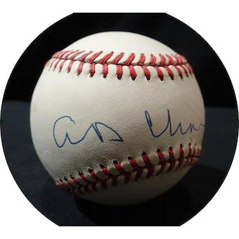 AB Happy Chandler Autographed NL Giamatti Baseball JSA KK52716 (Reed Buy)