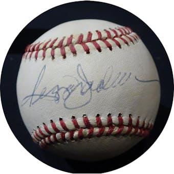 Reggie Jackson Autographed AL Brown Baseball JSA KK52718 (Reed Buy)