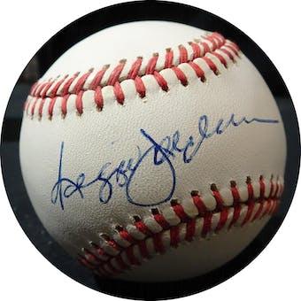 Reggie Jackson Autographed AL Brown Baseball JSA KK52719 (Reed Buy)