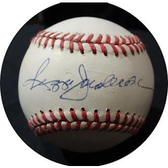 Reggie Jackson Autographed AL Brown Baseball JSA KK52721 (Reed Buy)