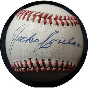 Jocko Conlan Autographed NL Giamatti Baseball JSA KK52507 (Reed Buy)