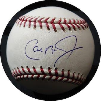 Cal Ripken Jr. Autographed MLB Baseball Ironclad/MLB BB358957/JSA KK52486 (Reed Buy)