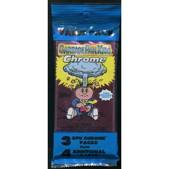 Garbage Pail Kids Topps Chrome Value Pack (Topps 2013)
