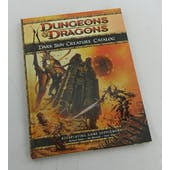 Dungeons & Dragons Dark Sun Creature Catalog (WOTC 2010)
