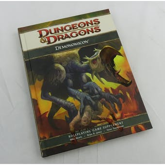 Dungeons & Dragons Demonomicon (WOTC 2010)