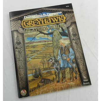 Dungeons & Dragons Greyhawk: Player's Guide (TSR 1998)
