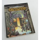 Dungeons & Dragons Greyhawk: The Adventure Begins (TSR 1998)