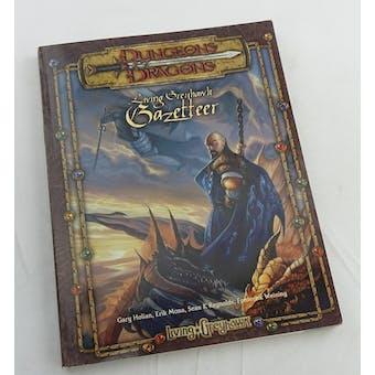 Dungeons & Dragons Living Greyhawk Gazetteer (WOTC 2000)