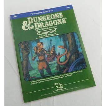 Dungeons & Dragons Quagmire! (TSR, 1984)