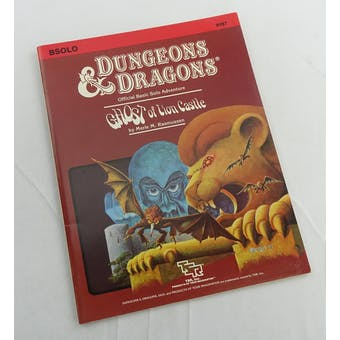 Dungeons & Dragons Ghost of Lion Castle (TSR, 1984)