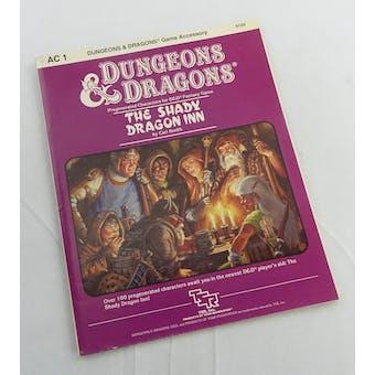 Dungeons & Dragons The Shady Dragon Inn (TSR, 1983)