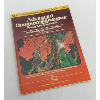 Dungeons & Dragons The Land Beyond the Magic Mirror (TSR, 1983)