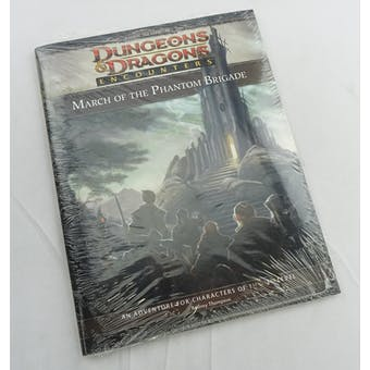 Dungeons & Dragons March of the Phantom Brigade (WOTC, 2011) - SEALED