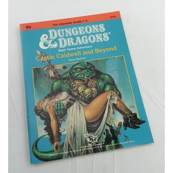 Dungeons & Dragons Castle Caldwell and Beyond (TSM, 1985)
