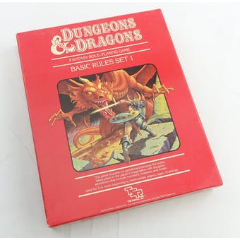 Dungeons & Dragons Basic Rules Set 1 (TSR, 1983)