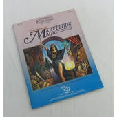 Dungeons & Dragons Book of Marvelous Magic (TSR, 1984)