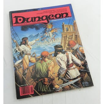 Dungeons & Dragons Dungeon Magazine #2 (TSR, 1986)
