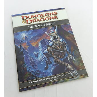 Dungeons & Dragons The Slaying Stone (WOTC, 2010)