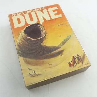 Frank Herberts Dune (Avalon Hill, 1979) - Chris White Cover Art