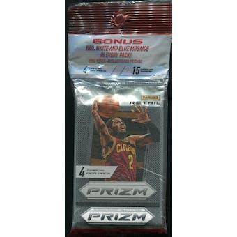 2013/14 Panini Prizm Basketball Multi-Pak/Cello Pack (Red Prizms)